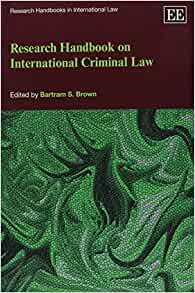 international criminal law research paper