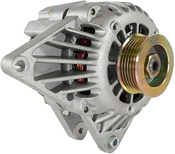 231 V6 1997 1998 321-1753 New Alternator Buick Regal 3.8L 334-2468 105 Amps