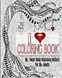 img - for I Heart Coloring Book book / textbook / text book