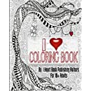I Heart Coloring Book