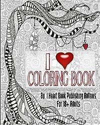 I Heart Coloring Book