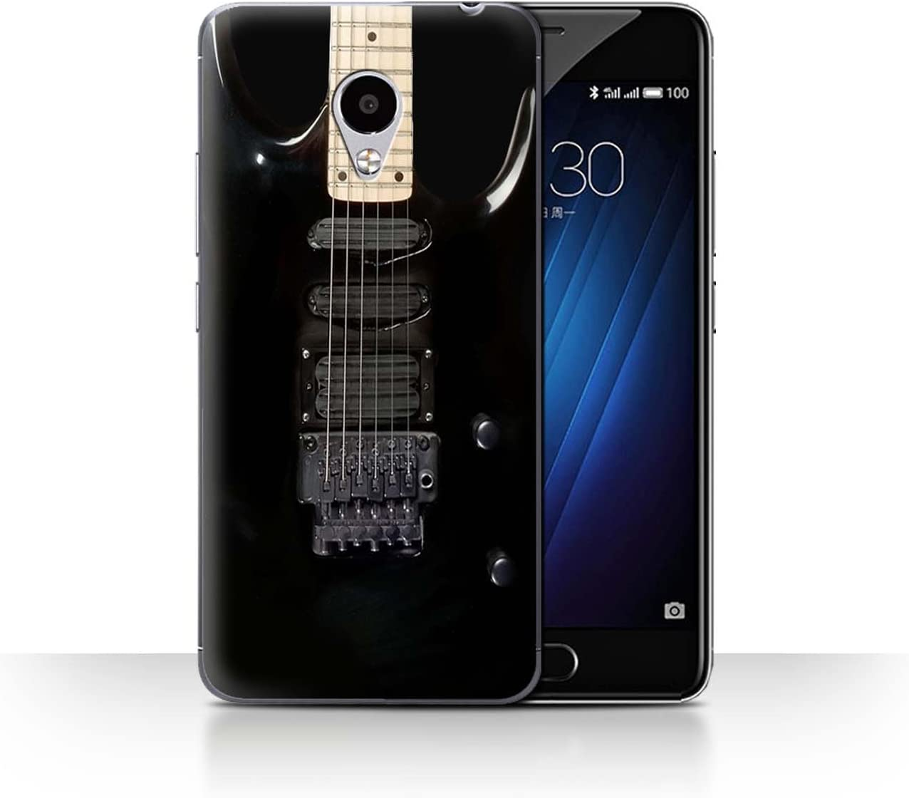 STUFF4 Phone Case/Cover/Skin/mzum3s/Guitar Collection Noir ...