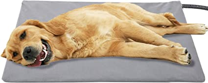 Amazon Com Pet Heating Pad For Cat Dog Soft Electric Blanket