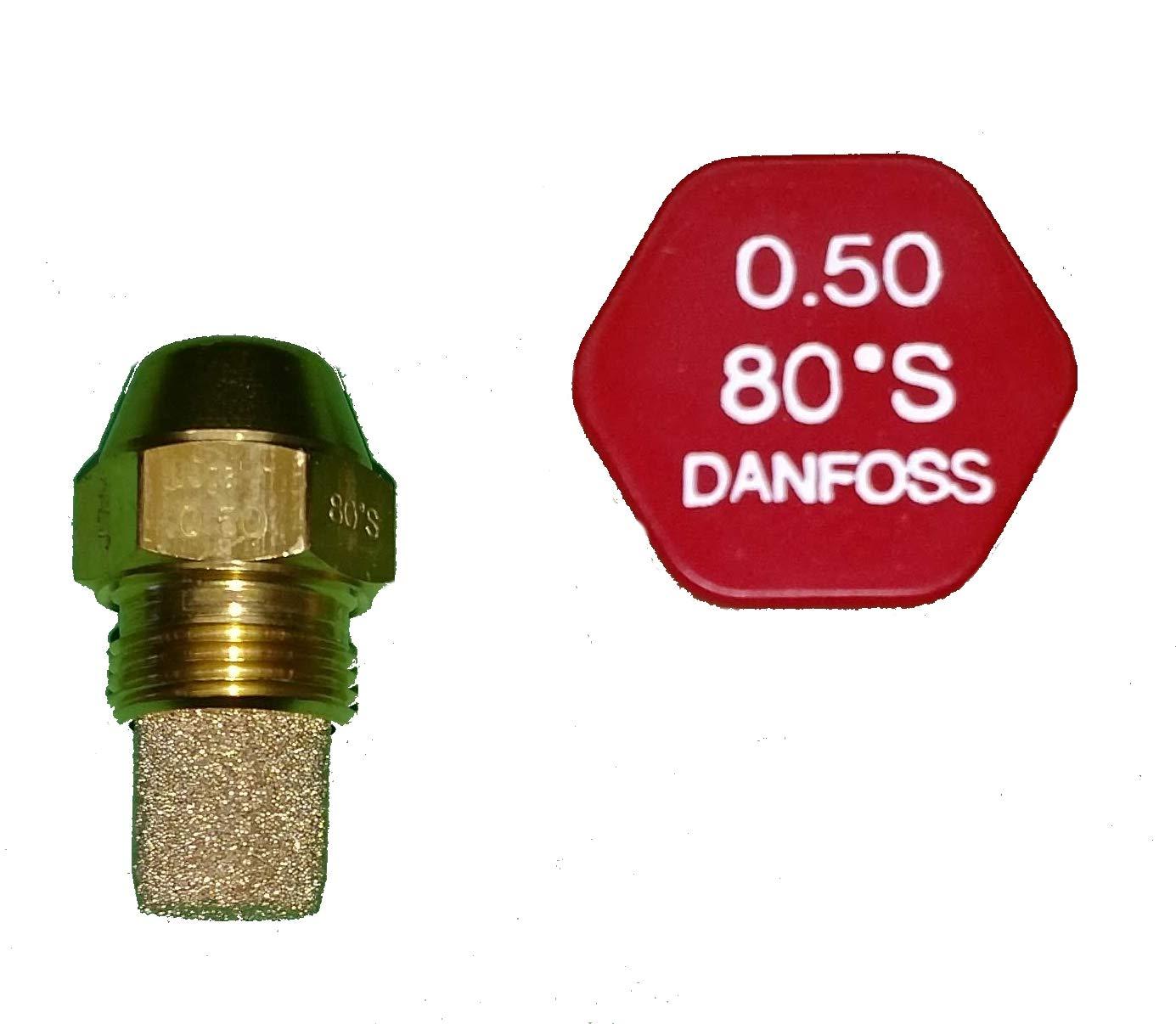 OD 80 degr/és S . Danfoss Buse 0.50 gph