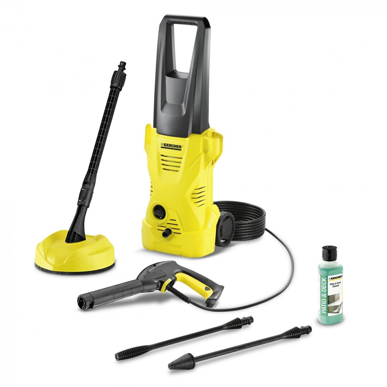 Karcher - Limpiadora a presión K2 Home T50 16732230 por solo 110,83€
