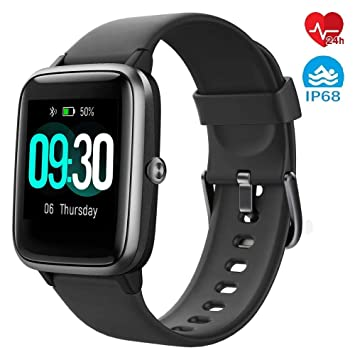 Smartwatch Reloj Inteligente Hombre Mujer Niños Impermeable IP68 ...