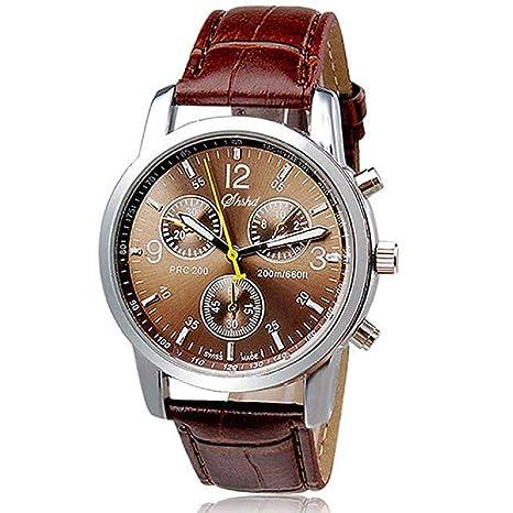 Hombre Relojes, moeavan Hombres Reloj De Cuarzo en Oferta Analog Business Casual Fashion Reloj de