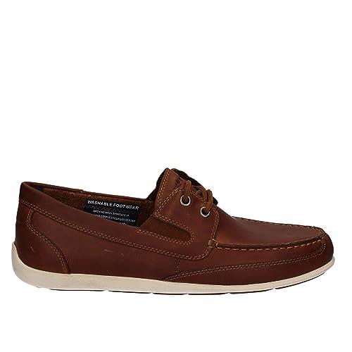 Rockport BX2096 Mocasin Hombre: Rockport: Amazon.es: Zapatos y complementos