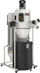 Jet JCDC-3 3 hp Cyclone Dust Collector Kit