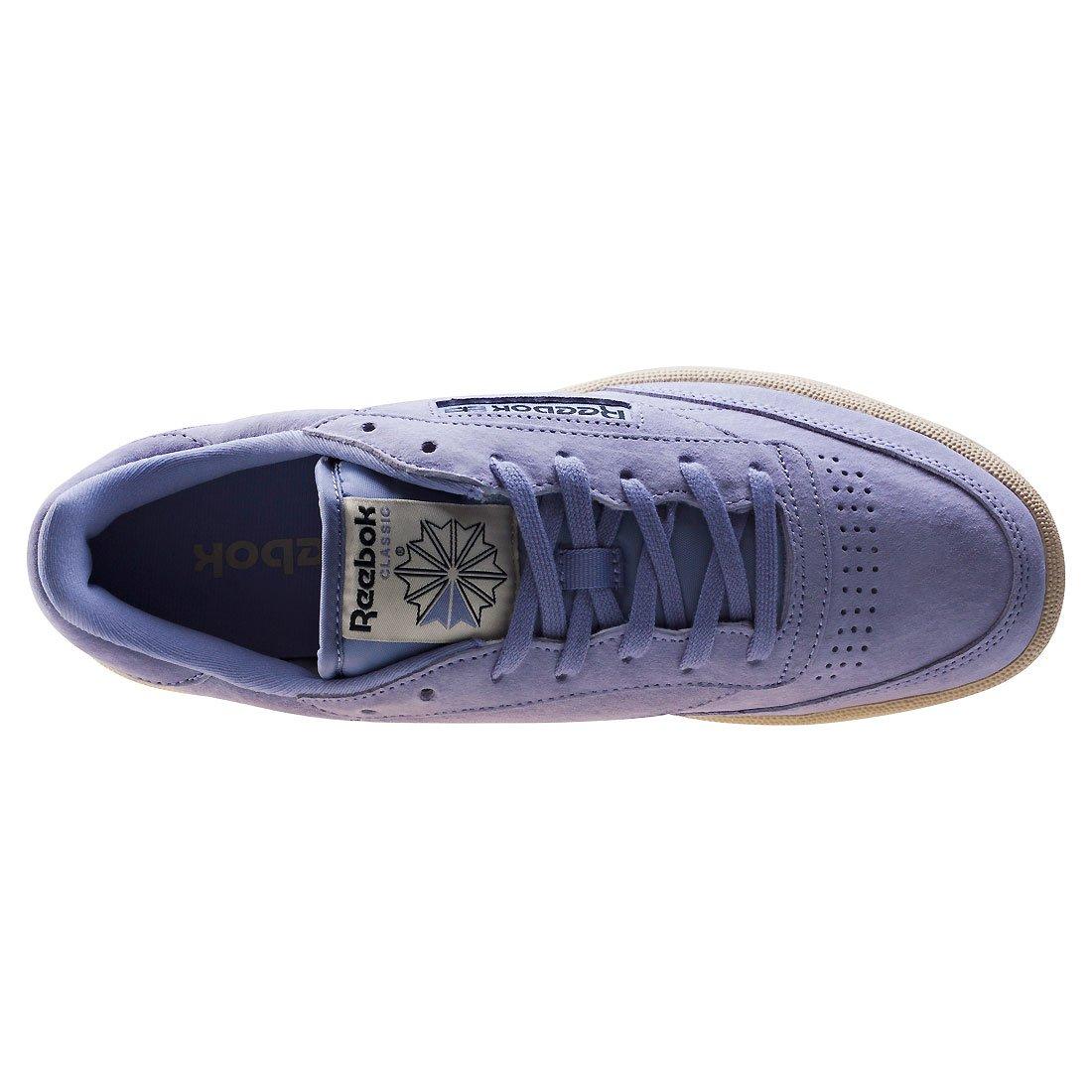 online store 12d18 1c892 Reebok Club C 85 Pastels Mens Sneakers Purple