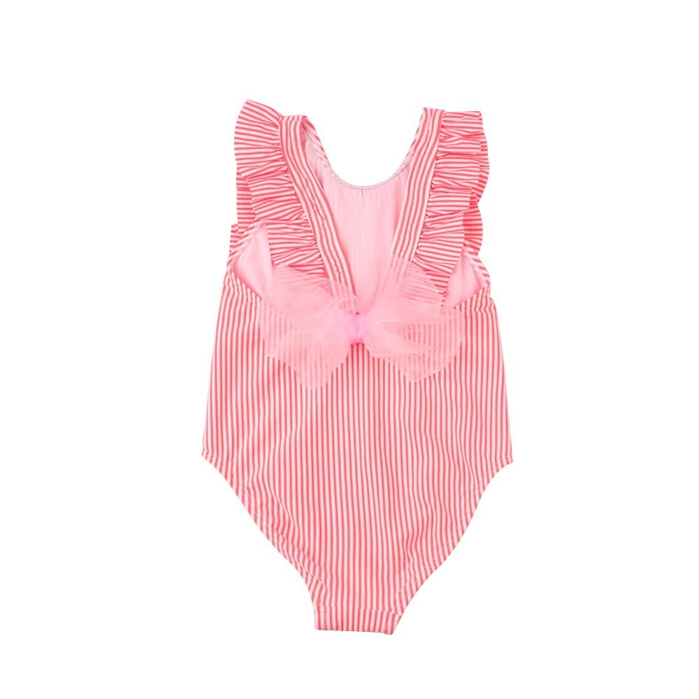 XIAOHAWANG Baby Infant Girls Floral Swimsuit