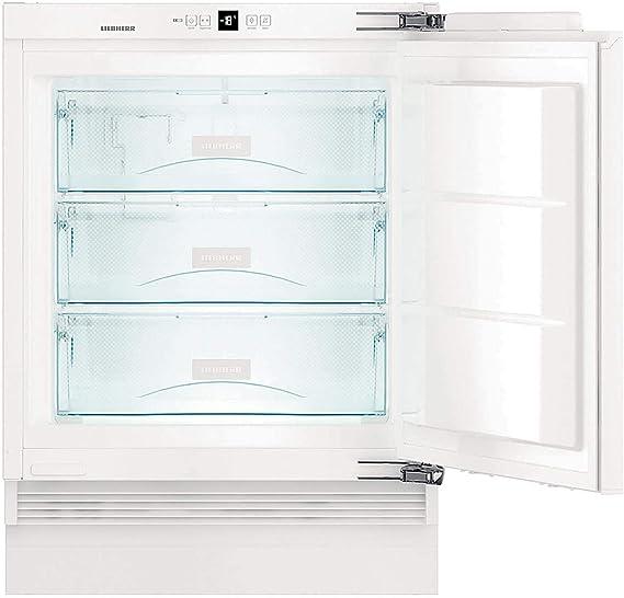 Liebherr SUIG 1514 Comfort Integrado Vertical 95L A++ Blanco ...
