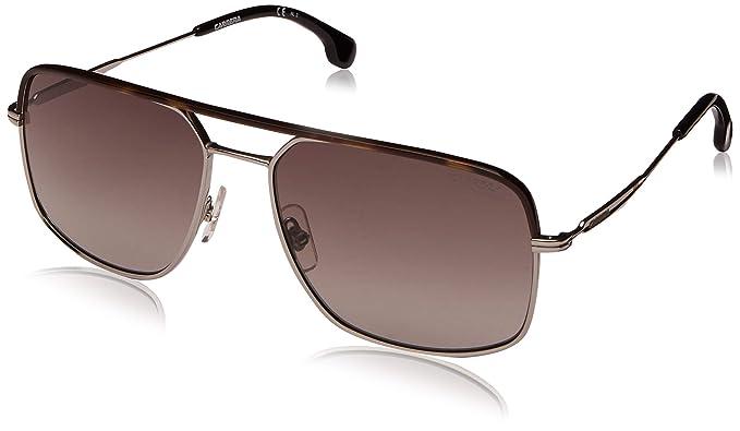 46113a8110 Carrera 152-S Gafas de Sol Unisex, Ruthenium, 60 mm: Amazon.com.mx ...