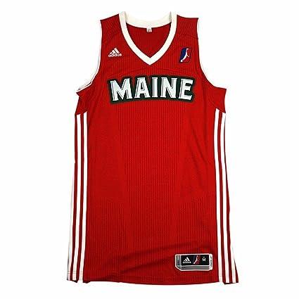 : adidas Maine Red 19524 Claws NBADL adidas Red NBADL NBA D Liga Auténtica 4449c84 - rspr.host