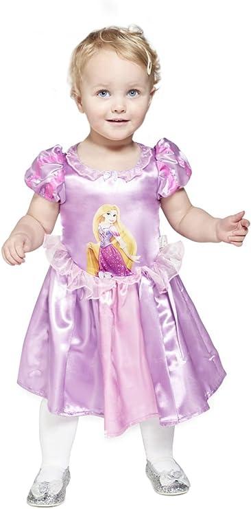 Dress Up disfraz de rapunzel bebé, 3 – 6 meses: Amazon.es: Bebé