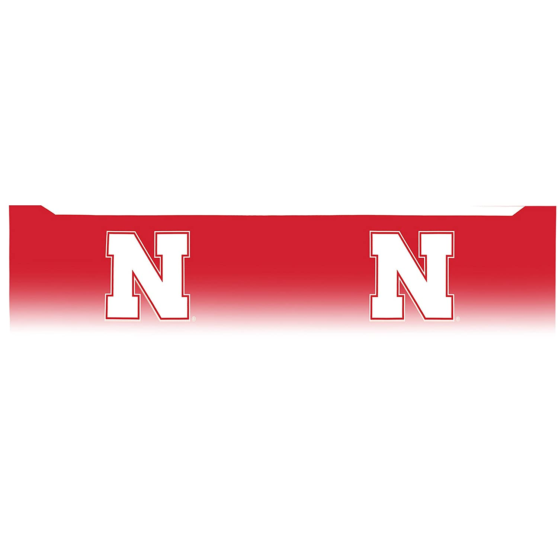 Tervis 1292617 Nebraska Cornhuskers Original Tumbler 9 oz Clear