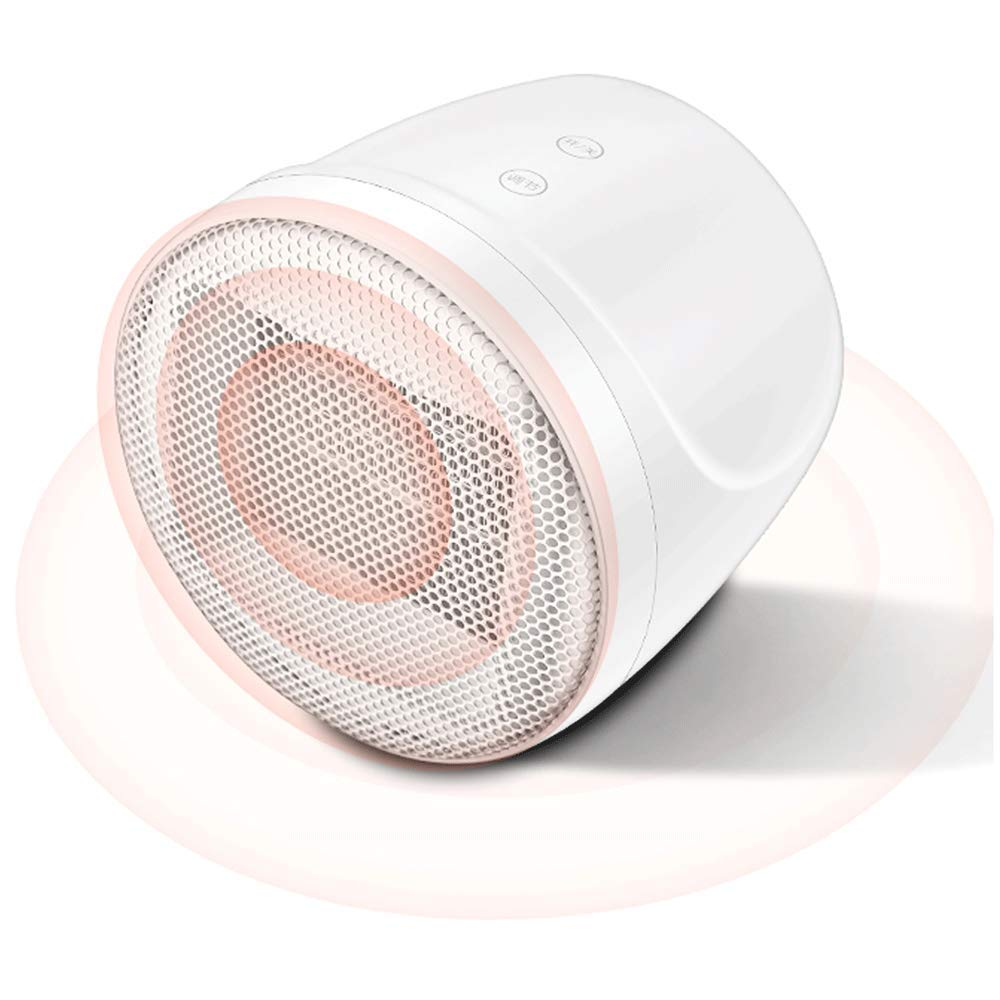 Calentadores JXQ 450W Mini PTC Ventilador de cerámica para el hogar y la Cocina y la Oficina Refrigeración y Calentamiento de Doble Uso eléctrico de bajo ...