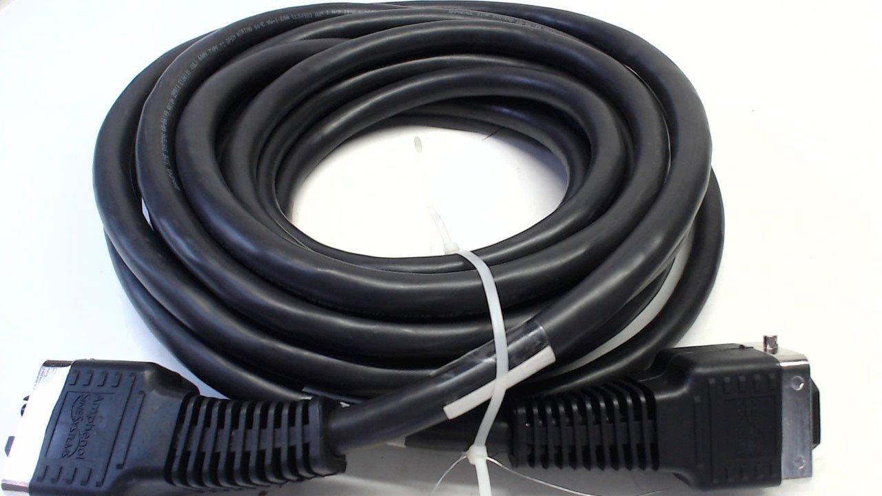 Amphenol P28559 E35 Cordset 9 Pole Male Female 35 Wiring X Y Z Feet Industrial Scientific