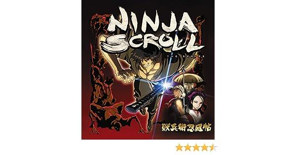 Ninja Scroll Original Soundtrack