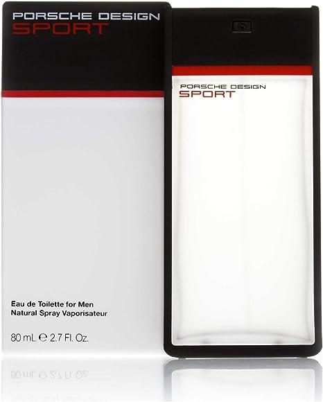 80ml Porsche Design Sport EDT Vapo, 1er Pack (1 x 80 ml): Amazon.es: Belleza