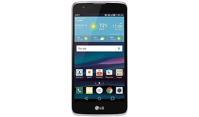 Amazon com: LG K8 Phoenix 2 K371 AT&T GSM Unlocked 4G LTE 16GB