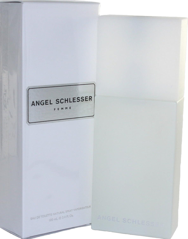 69d5a6655 Amazon.com : Angel Schlesser By Angel Schlesser For Women. Eau De Toilette  Spray 3.4 Ounces : Perfume Angel Schlesser : Beauty