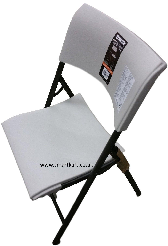 lifetime ultimate comfort folding chair amazon co uk kitchen u0026 home
