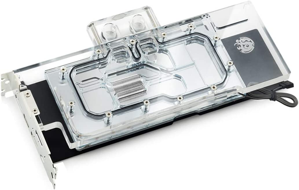 Bitspower GPU Waterblock for NVIDIA GeForce RTX 2080Ti / 2080 Reference Cards with Accessory Set