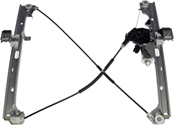 New Window Regulator w// Motor for Cadillac Escalade Chevrolet Tahoe Front Right