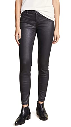 3402881b28003 BLANKNYC] Blank Denim Women's The Mercer Super Skinny Coated Jeans ...