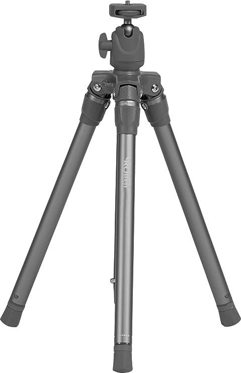 Rollei Compact Traveler Star S3 Plus Reisestativ Mit Kamera