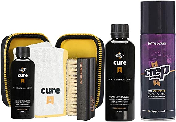 Crep Protect Cure Travel Kit, Cure Shoe