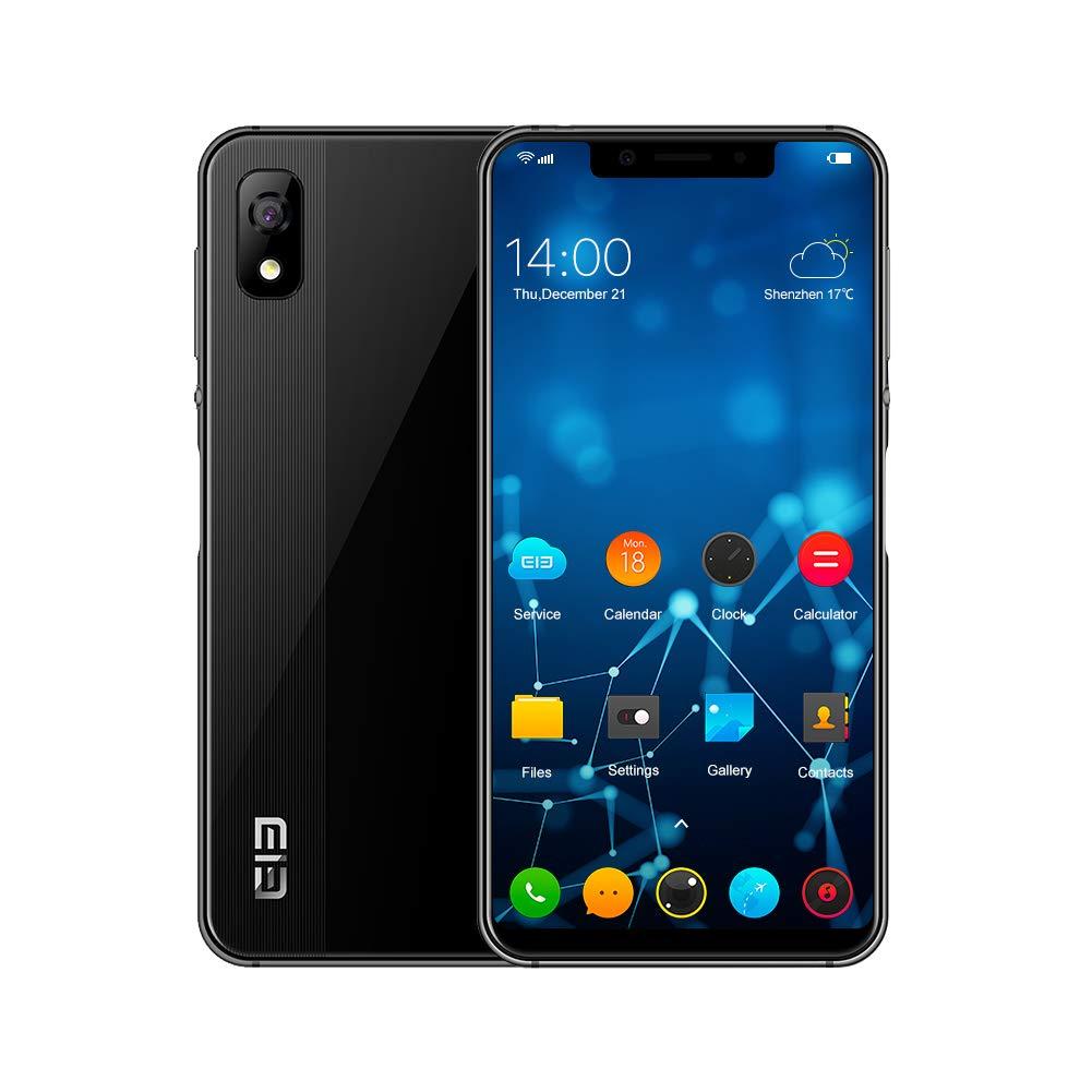 Smartphone 4G Desbloqueado, Elephone A4 Android 8.1 Quad OTG 5.85