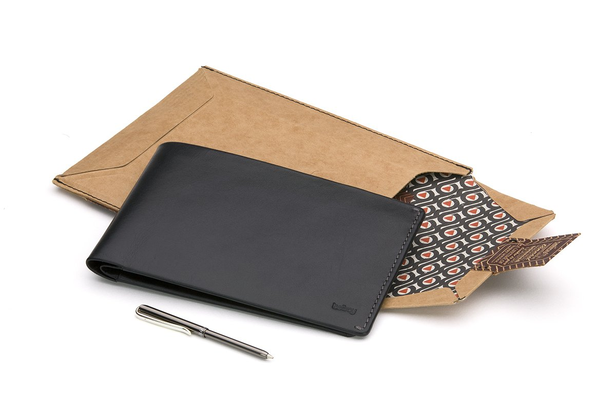 Bellroy Leather Travel Wallet Midnight by Bellroy (Image #5)