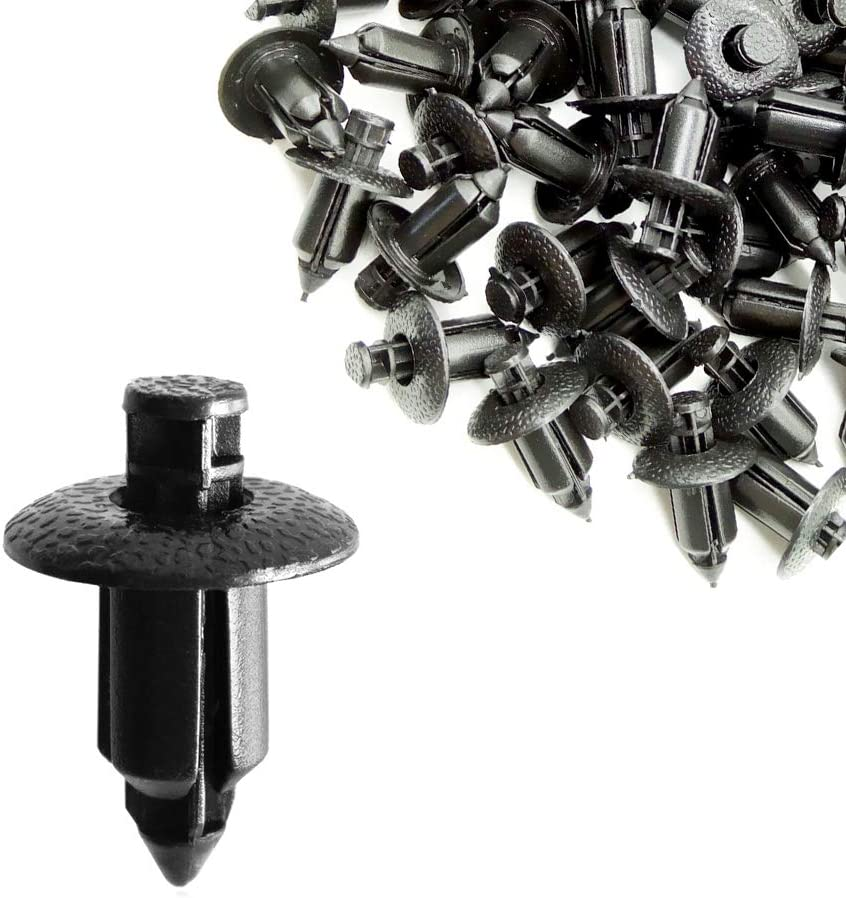 RIVETS FASTENERS CLIPS 8mm PACK OF 10 09409-08308-5ES