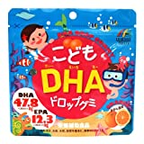 Unimat RIKEN Children DHA Drop Gummy 90 Capsules
