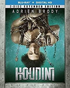 Cover Image for 'Houdini Blu-Ray + Digital HD'
