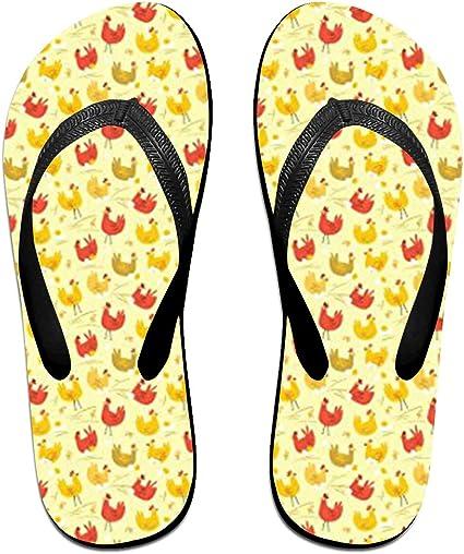 Cock Mens and Womens Light Weight Shock Proof Summer Beach Slippers Flip Flops Sandals