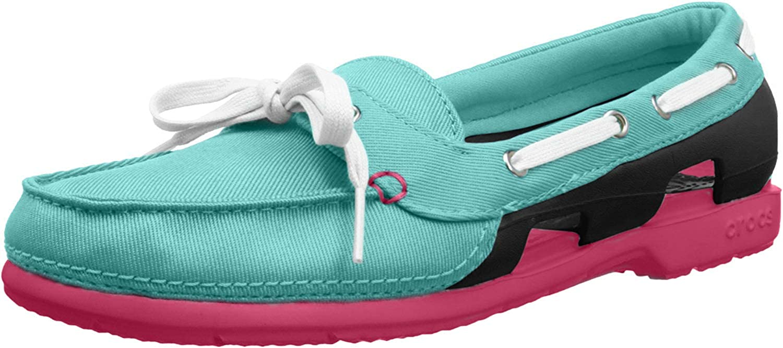 Crocs Women's Beach Line Hybrid Boat Shoe