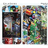 """GelaSkins Protective Skin for the iPhone 4 """"NYC"""" with Access to Matching Digital Wallpaper Downloads"""