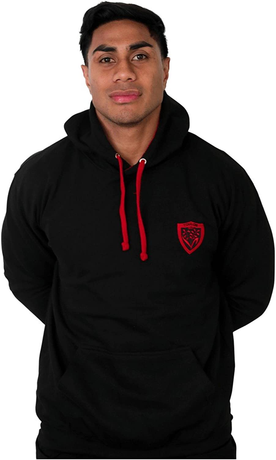 RCT Sweat Rugby Club Toulonnais Adulte: : Vêtements
