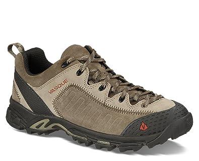 Vasque Men's Juxt Hiking Shoes & Knit Cap Bundle