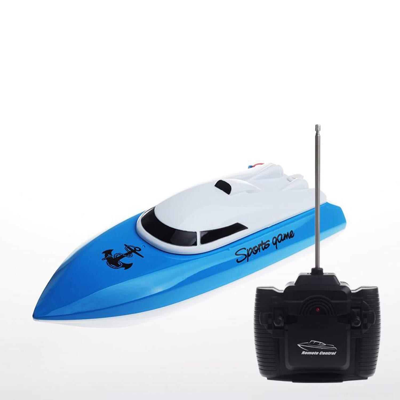 SZJJX RC Barco de Control Remoto de Alta Velocidad Barco de ...