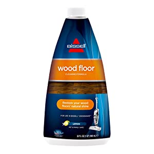 Bissell Crosswave Wood Floor Cleaning Formula, 32 oz. 1929