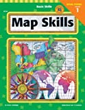 Map Skills, Grade 1, Renee Cummings, 1568226365