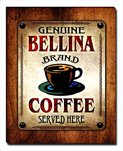 ZuWEE Bellina Family Coffee Gallery Wrapped Canvas Print