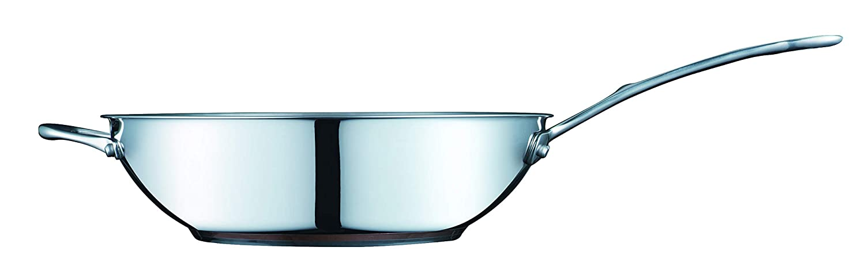 MasterChef Copperline - Wok de acero inoxidable para inducción ...