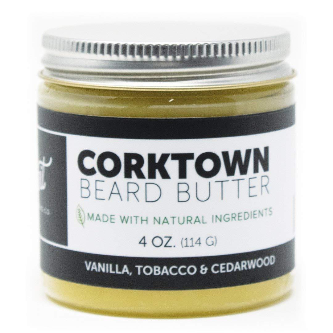 Detroit Grooming Co. - 4oz Beard Butter Double The Size - Beard Balm - Beard Conditioner