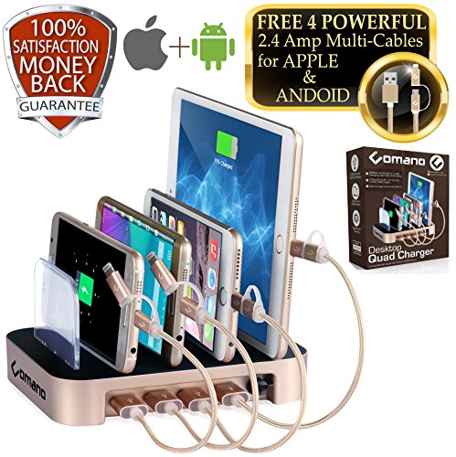 100-original-and-usa-patent-fast-34w-charging-station-with-4-free-cords-desktop-stand-organizer-for-