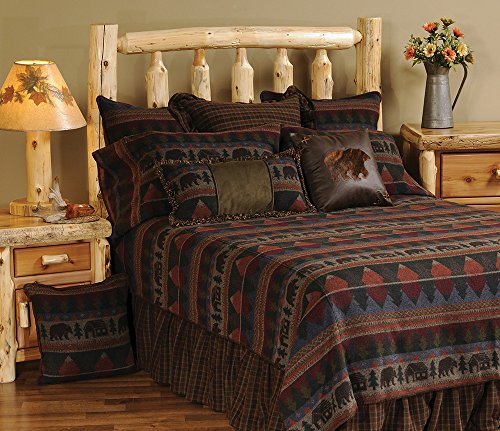 Wooded River WDFQ16 88 by 92-Inch Queen Bedspread by Wooded River